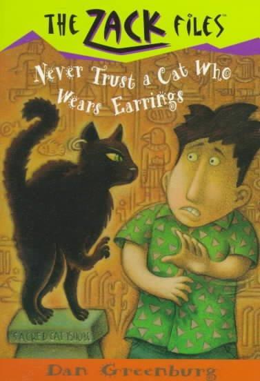 Never Trust a Cat Who Wears Earrings (Paperback)
