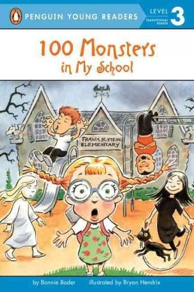 100 Monsters in My School (Paperback)