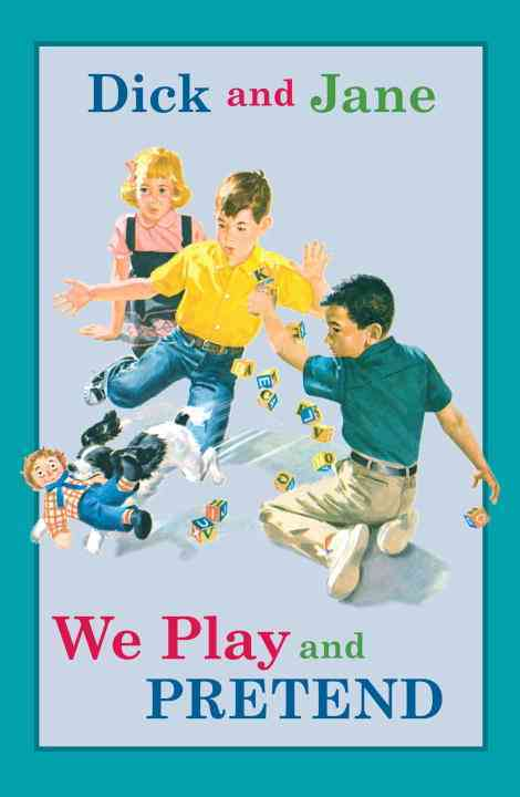We Play And Pretend (Hardcover)