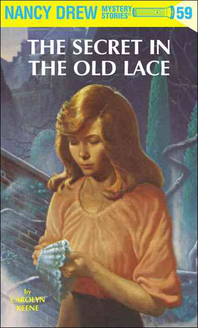 The Secret In The Old Lace (Hardcover)