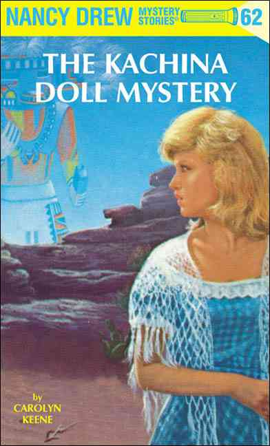 The Kachina Doll Mystery (Hardcover)