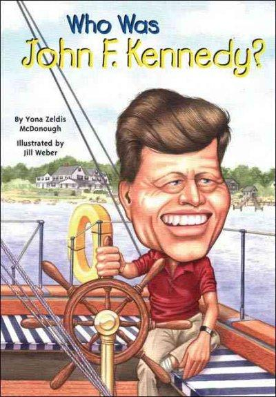 Who Was John F. Kennedy? (Paperback)