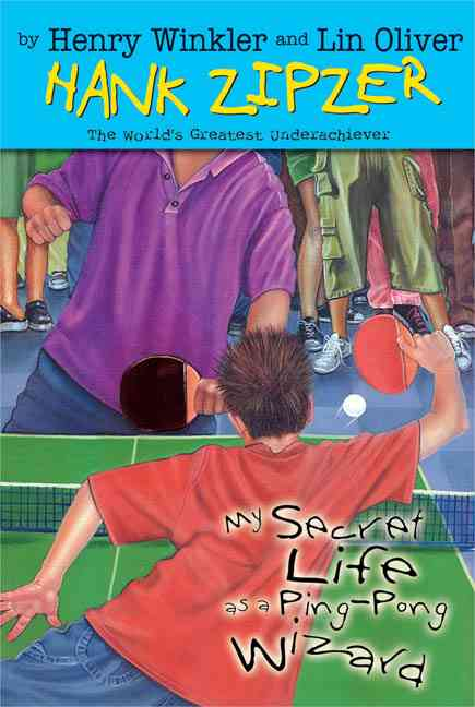 My Secret Life As a Ping-pong Wizard (Paperback)
