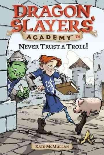 Never Trust a Troll! (Paperback)
