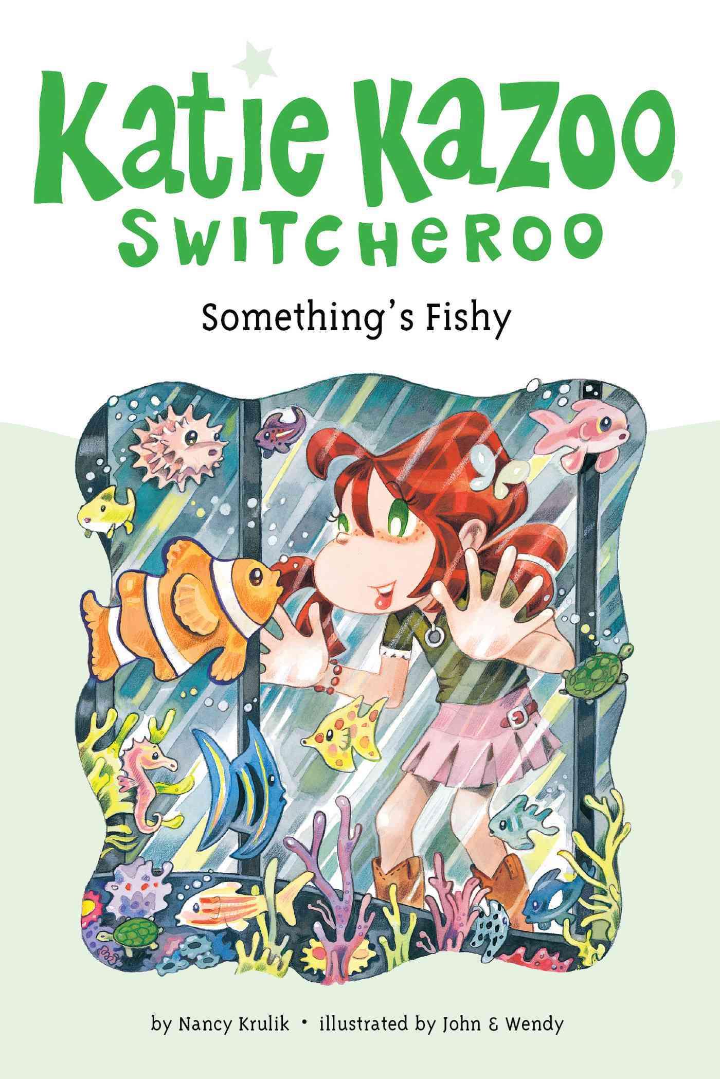 Something's Fishy (Paperback)