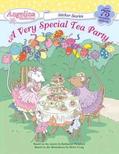 A Very Special Tea Party (Paperback)