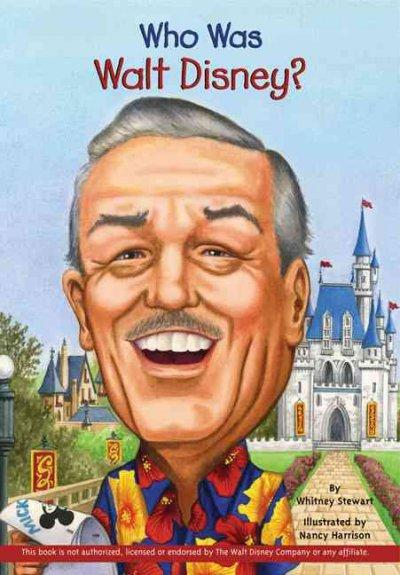 Who Was Walt Disney? (Paperback)