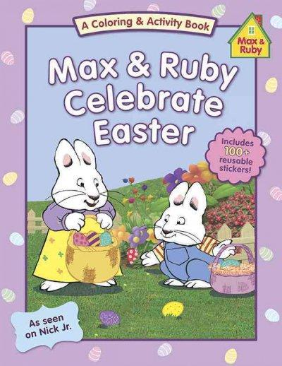 Max & Ruby Celebrate Easter (Paperback)