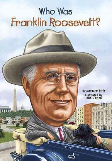 Who Was Franklin Roosevelt? (Paperback) - Thumbnail 0