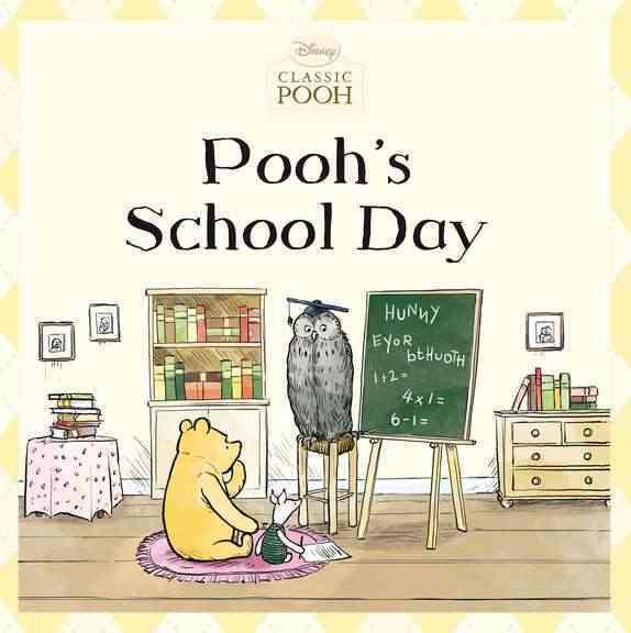 Pooh's School Day (Paperback)