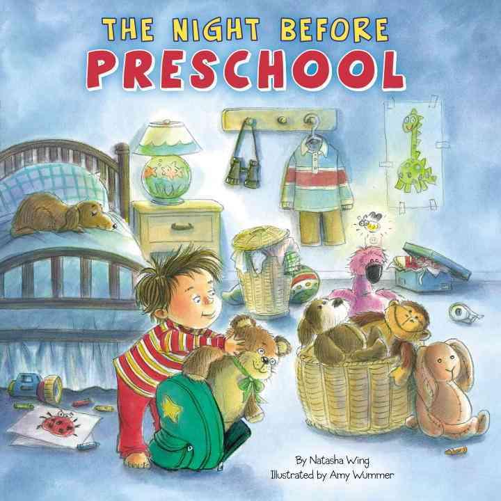 The Night Before Preschool (Paperback)