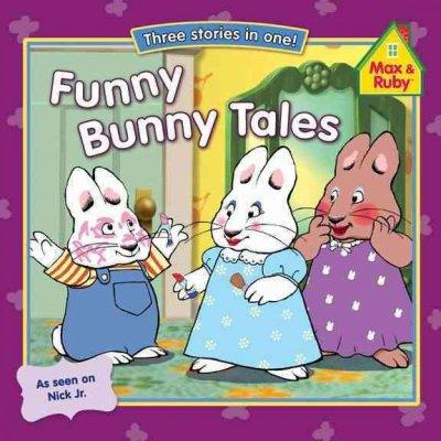 Funny Bunny Tales (Paperback)