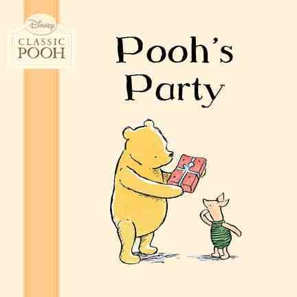 Pooh's Party (Board book)