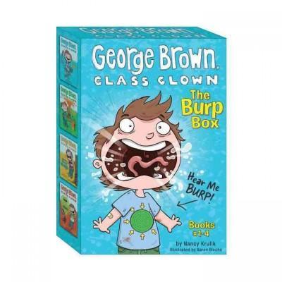 The Burp Box (Paperback)