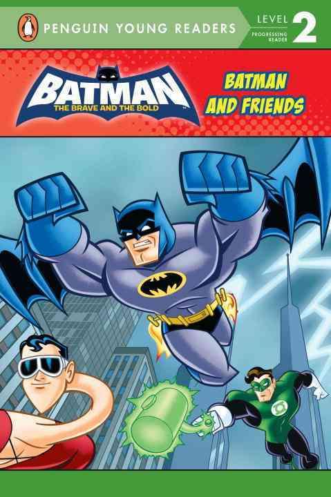 Batman and Friends (Paperback)