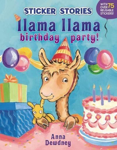 Llama Llama Birthday Party! (Paperback)
