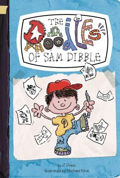 The Doodles of Sam Dibble (Paperback)