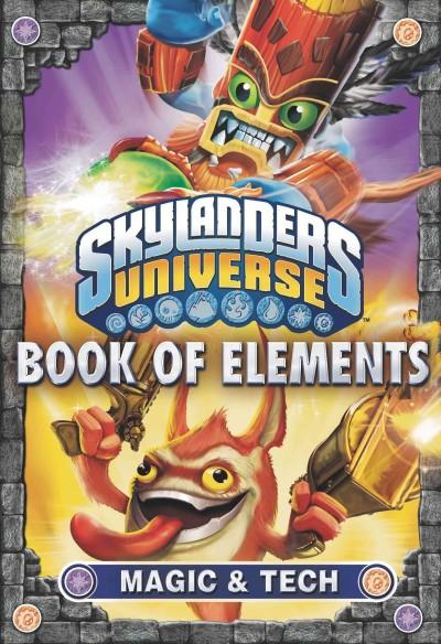 Book of Elements: Magic & Tech (Paperback)