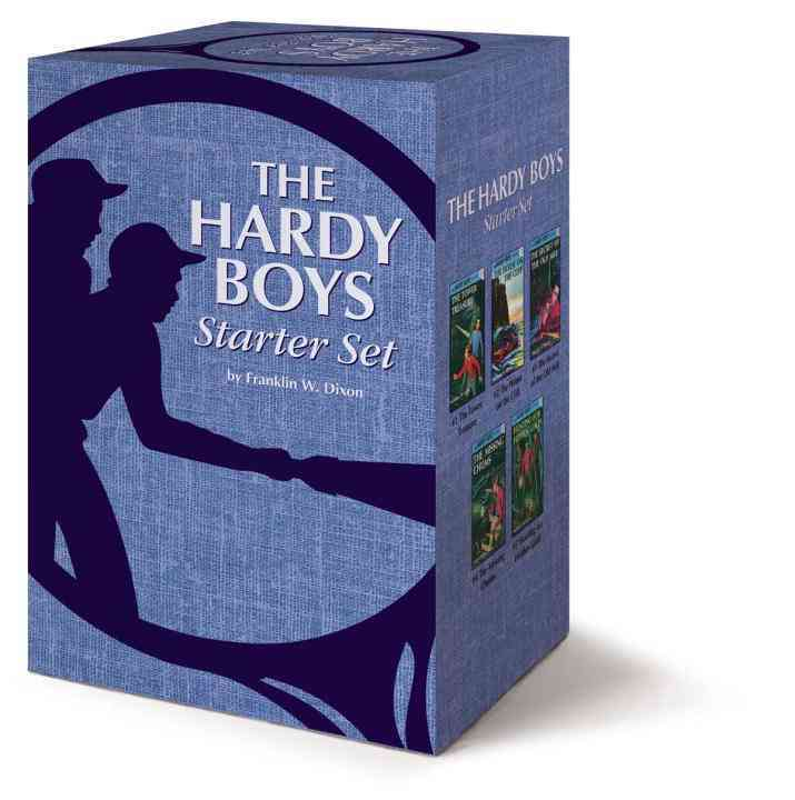 The Hardy Boys Starter Set (Hardcover)