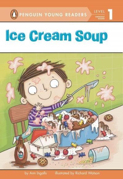 Ice Cream Soup (Hardcover)