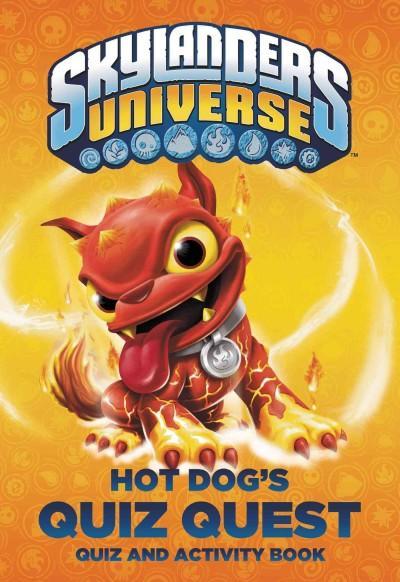 Hot Dog's Quiz Quest: Quiz and Activity Book (Paperback)
