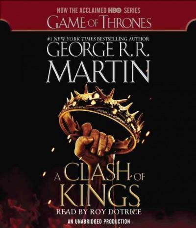 A Clash of Kings (CD-Audio)