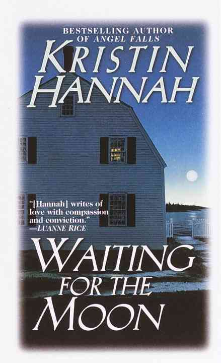 Waiting for the Moon (Paperback) - Thumbnail 0