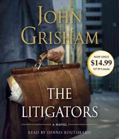 The Litigators (CD-Audio)