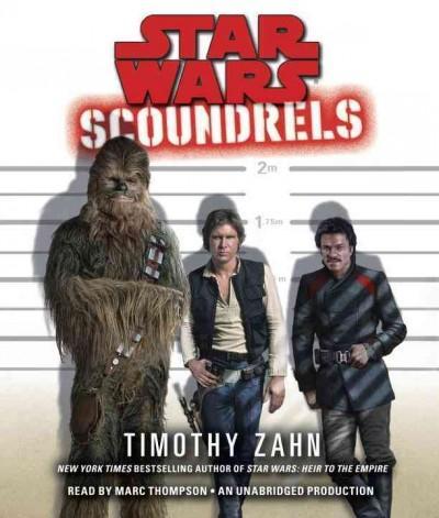 Scoundrels (CD-Audio)