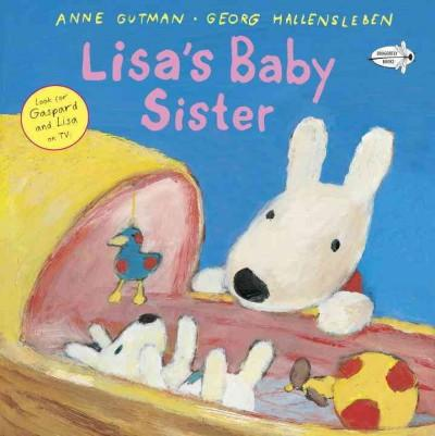 Lisa's Baby Sister (Paperback)