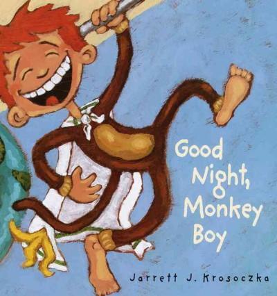 Good Night, Monkey Boy (Board book)