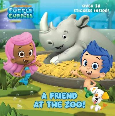 A Friend at the Zoo (Paperback)