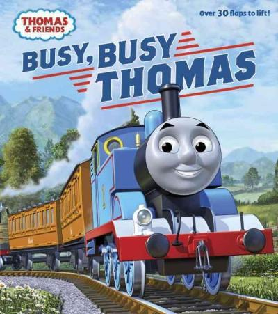 Busy, Busy Thomas (Board book)