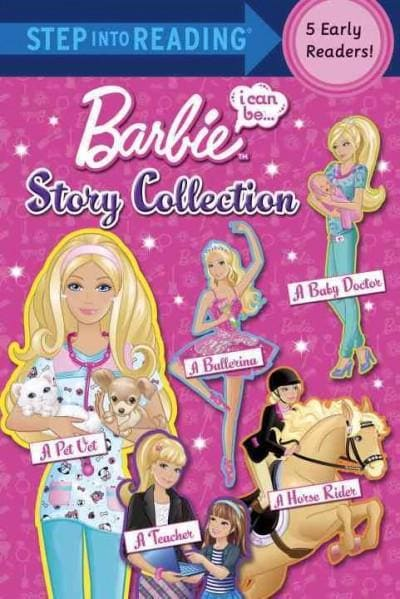 Barbie I Can Be...Story Collection (Paperback)