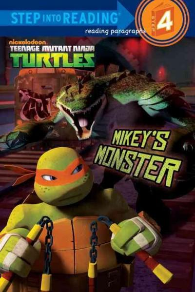 Mikey's Monster (Paperback)