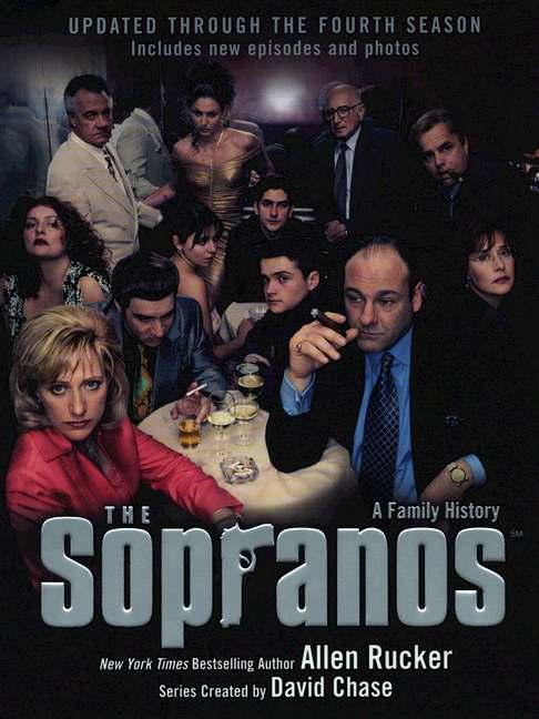 The Sopranos: A Family History - Season 4 (Paperback)