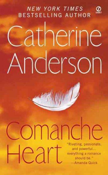 Comanche Heart (Paperback)