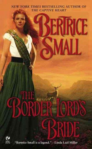 The Border Lord's Bride (Paperback)
