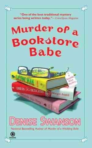 Murder of a Bookstore Babe (Paperback)