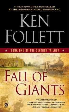 Fall of Giants (Paperback) - Thumbnail 0
