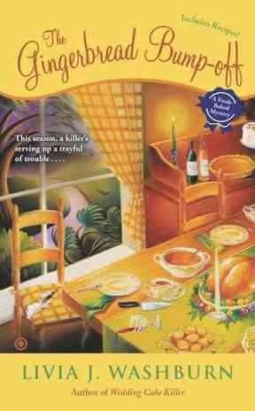The Gingerbread Bump-off (Paperback)