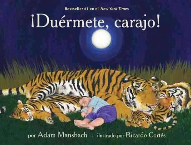 Duermete, carajo! / Go the F**k to Sleep(Hardback)