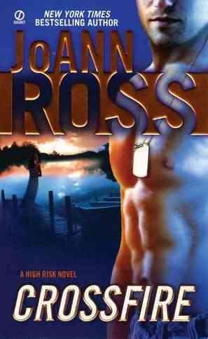Crossfire: A High Risk Novel (Paperback)