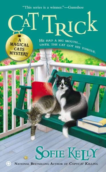 Cat Trick: Magical Cats Mystery (Paperback)