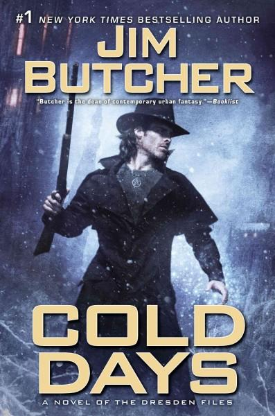 Cold Days (Hardcover)