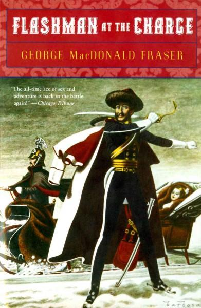 Flashman at the Charge (Paperback)