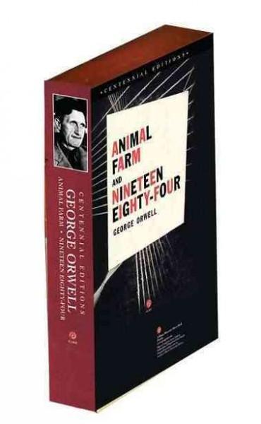 Animal Farm / Nineteen Eighty-Four (Paperback)