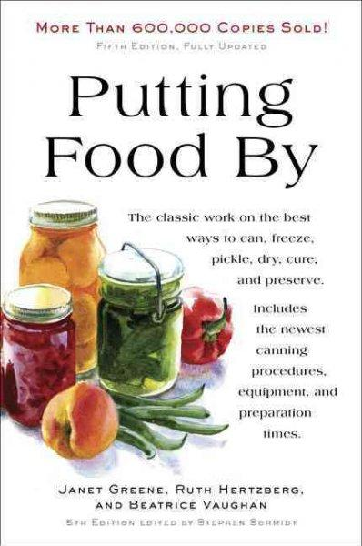 Putting Food By (Paperback)
