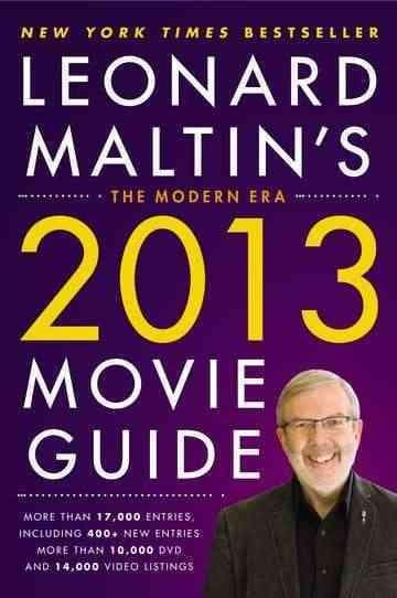 Leonard Maltin's Movie Guide 2013: The Modern Era (Paperback)