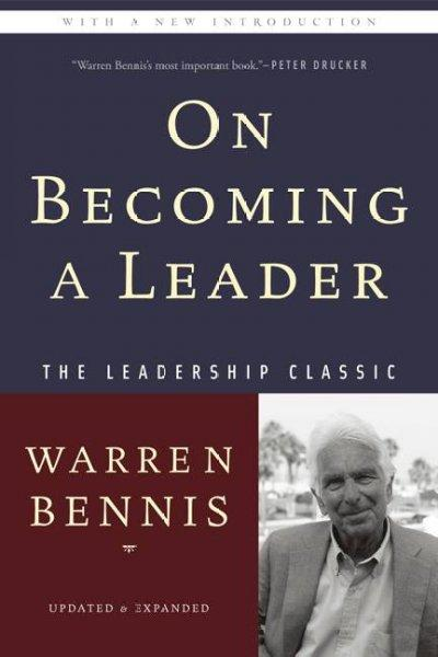 On Becoming a Leader (Paperback)